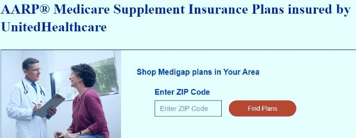 MyAARPMedicare-Medigap-Plan